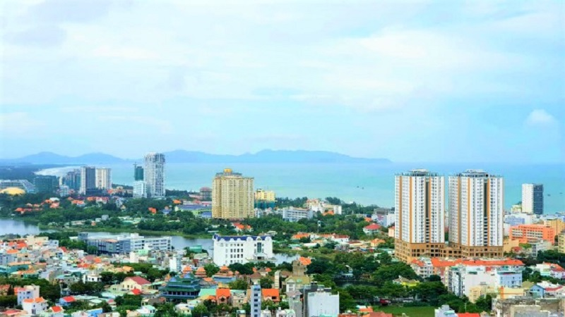 Văn Phú Invest đề xuất đầu tư 2 khu đô thị quy mô 470ha tại Vũng Tàu